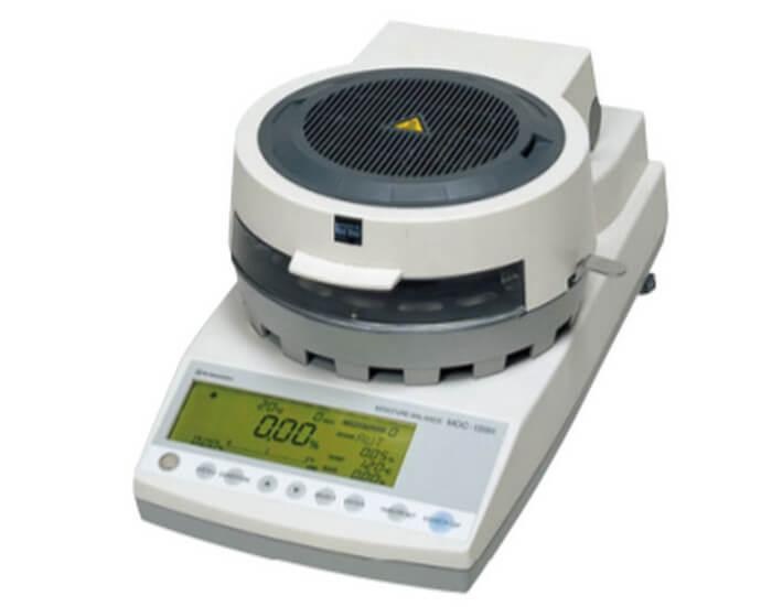 Cân điện tử Shimadzu - Model MOC-120H