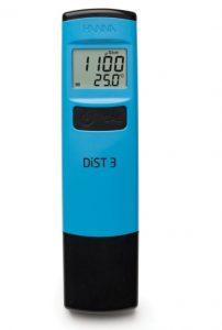 Máy đo độ dẫn điện của nước Hanna