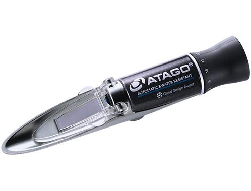Khúc xạ kế đo độ mặn Atago