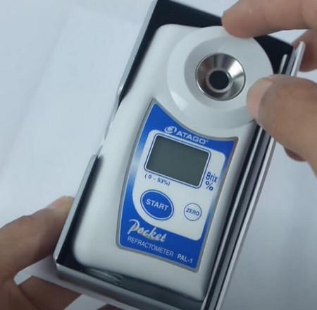 Máy đo độ ngọt điện tử Atago