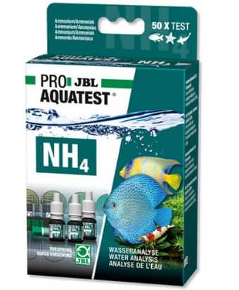 Test NH3 NH4 JBL